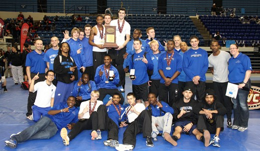 EIU Men OVC Champs