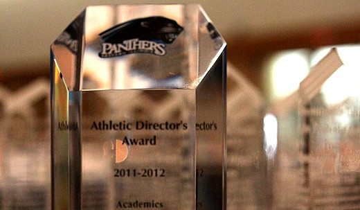 Athletic Directors Award 2012 Graphic