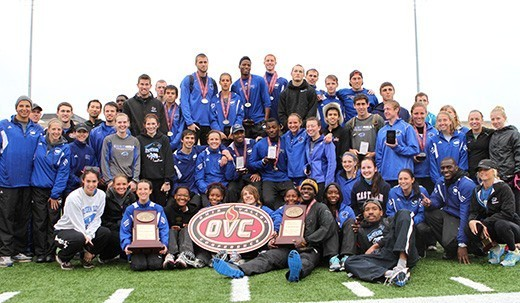 OVC Track Champions 2013 Outdoor